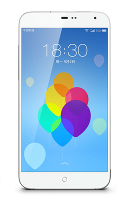 MX3 blanc - 64 Go écran 5.1 pouces Full HD 1080p - Android 4.2 - Processeur Samsung Exynos 5410 Octa
