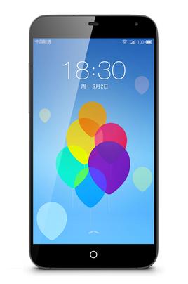 MEIZU Smartphone classique MX3 64Go Noir et Blanc