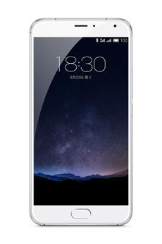 Mobile nu PRO 5 64 GO ARGENT BLANC Meizu