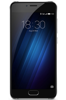 Smartphone U10 16GB NOIR Meizu