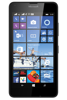 Mobile nu LUMIA 640 DUAL SIM NOIR Nokia