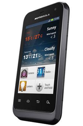 Mobile nu DEFY MINI NOIR Motorola