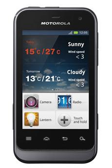 Smartphone DEFY MINI NOIR Motorola