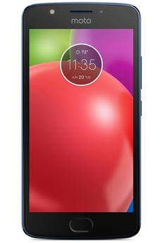 Smartphone MOTO E4 BLEU Motorola