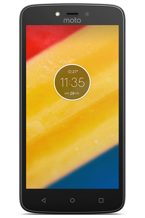 Smartphone Motorola MOTO C PLUS NOIR