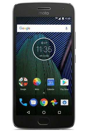 Smartphone Motorola Moto G5 Plus Gris Lunaire Moto G5 Plus Darty