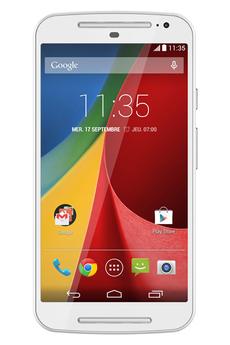 Smartphone MOTO G DUAL SIM BLANC Motorola