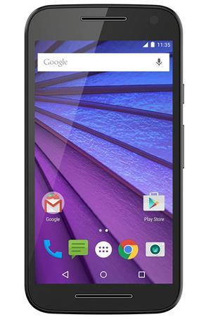 Smartphone Motorola MOTO G V3 NOIR