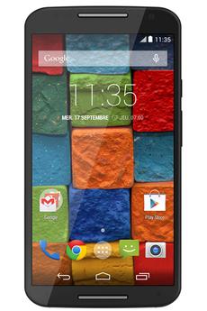 Mobile nu MOTO X+1 NOIR Motorola