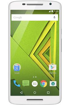 Smartphone MOTO X PLAY DUAL SIM BLANC Motorola