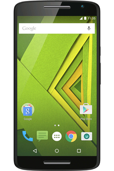 Smartphone MOTO X PLAY DUAL SIM NOIR Motorola