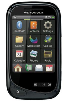 Motorola WILDER NOIR