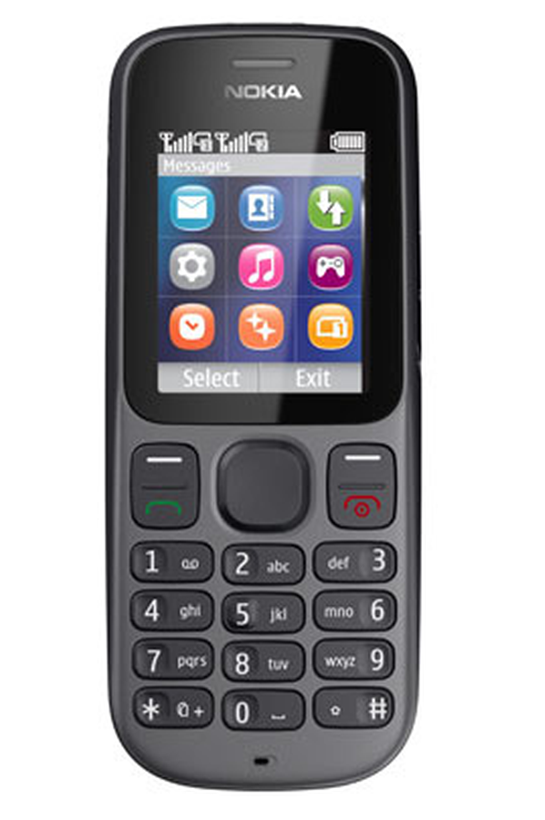 smartphone nokia 101 dual sim 101 dual sim 3575608 darty. Black Bedroom Furniture Sets. Home Design Ideas