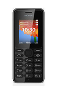 Nokia 108 Dual SIM Noir