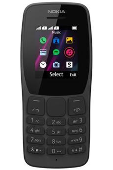 Téléphone portable Nokia 110 NOIR