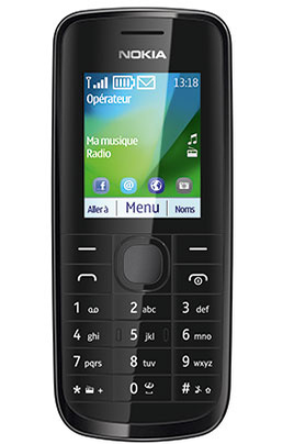 Nokia 113 NOIR