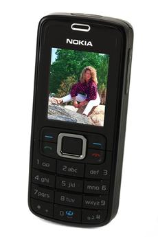 Smartphone 3110 - NOIR Nokia
