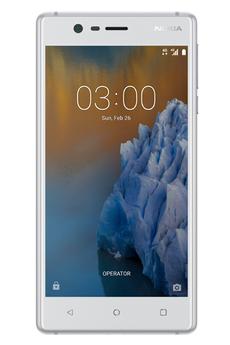 Smartphone 3 DUAL SIM BLANC Nokia