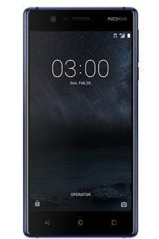 Smartphone 3 DUAL SIM BLEU Nokia