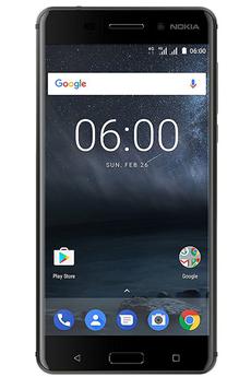 Smartphone Nokia 6 NOIR MAT