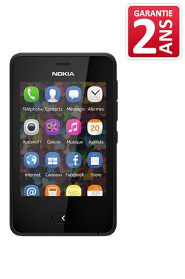 Nokia ASHA 501 NOIR