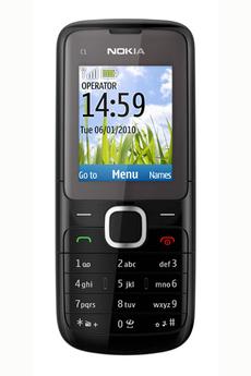 Smartphone C1-01 GRIS Nokia