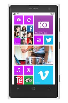 Smartphone Lumia 1020 Blanc Nokia