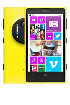 Smartphone Lumia 1020 Jaune Nokia