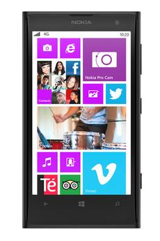 Mobile nu Lumia 1020 Noir Nokia
