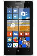 Nokia LUMIA 435 DUAL SIM BLANC