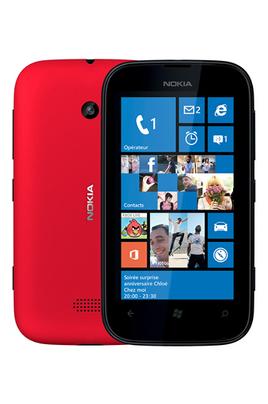 Nokia LUMIA 510 ROUGE