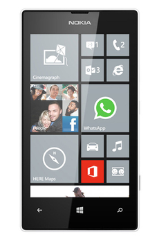 Mobile nu Lumia 520 Blanc Nokia