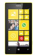 Mobile nu Nokia LUMIA 520 JAUNE