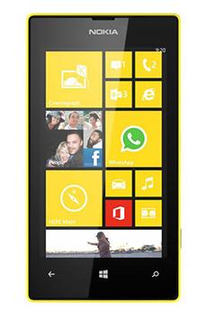 Mobile nu LUMIA 520 JAUNE Nokia