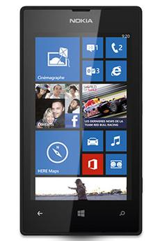 Mobile nu Lumia 520 Noir Nokia