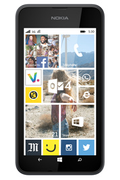 Nokia LUMIA 530 GRIS DUAL SIM
