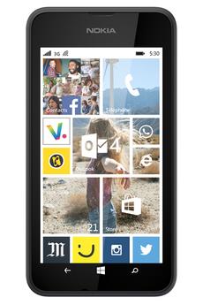 Mobile nu LUMIA 530 GRIS DUAL SIM Nokia