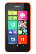 Nokia LUMIA 530 ORANGE DUAL SIM