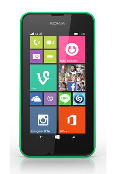 Mobile nu LUMIA 530 VERT DUAL SIM Nokia