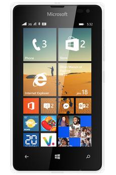 Mobile nu LUMIA 532 BLANC Nokia