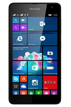 Mobile nu LUMIA 535 NOIR Nokia
