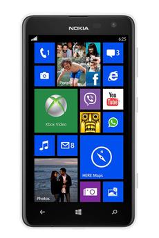 Mobile nu LUMIA 625 BLANC Nokia