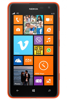 Mobile nu LUMIA 625 ORANGE Nokia