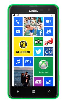 Mobile nu LUMIA 625 VERT Nokia