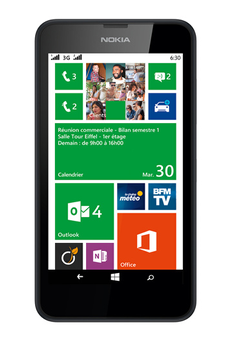 Smartphone LUMIA 630 NOIR Nokia