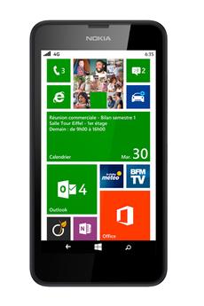 Mobile nu LUMIA 635 NOIR Nokia