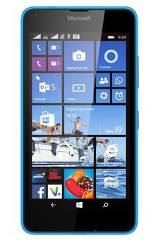 Mobile nu LUMIA 640 BLEU Nokia