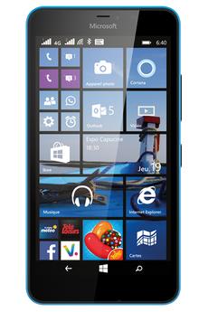 Mobile nu LUMIA 640 XL DUAL SIM CYAN Nokia