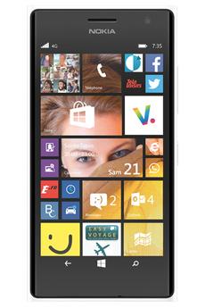 Mobile nu LUMIA 735 BLANC Nokia