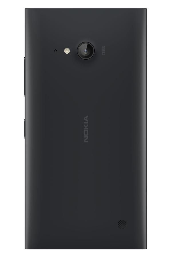 smartphone nokia lumia 735 dark grey a00021282 4063538 darty. Black Bedroom Furniture Sets. Home Design Ideas